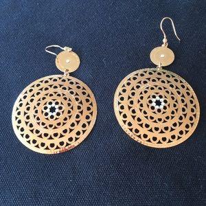 Bronze Milor Italy earrings